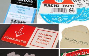 Aneka label