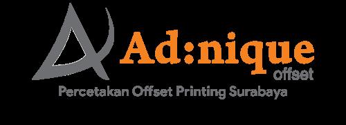 Adnique Offset Printing dan Packaging Surabaya